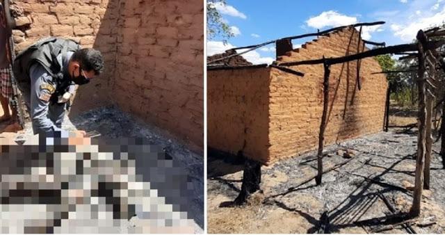 Jovem vítima de estupro mata autor a facadas e incendeia casa no Maranhão 1