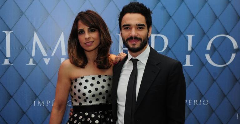 Após acordo milionário Caio Blat e Maria Ribeiro estão oficialmente divorciados 1