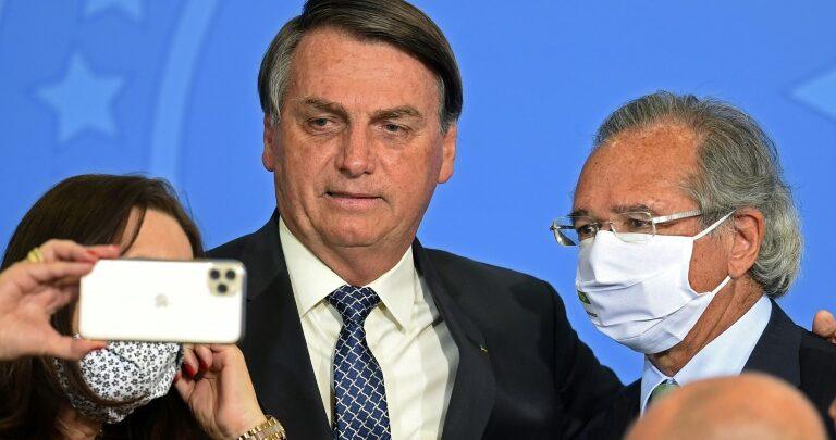 """Bolsonaro a jornalista: """"Vontade de encher tua boca de porrada"""" 1"""