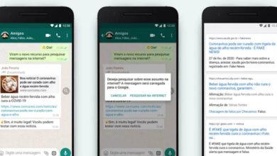 Para acabar com fake news, agora é possível pesquisar no Google dentro do Whatsapp 3