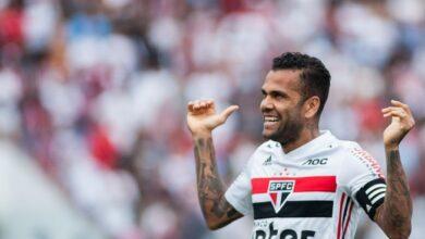 """Daniel Alves nega chance de se transferir para o Flamengo: """"No Brasil, só jogo no São Paulo"""" 3"""