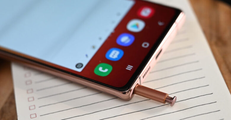 Samsung estaria cogitando lançar Galaxy S21 com S Pen e cancelar linha Note 1
