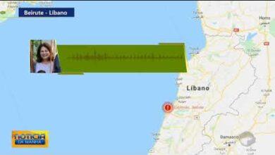Piauiense relata momentos de pânico após explosão no Líbano; Ouça 5