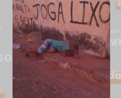 Ex-presidiário sofre emboscada e é assassinado a facadas em Picos 1