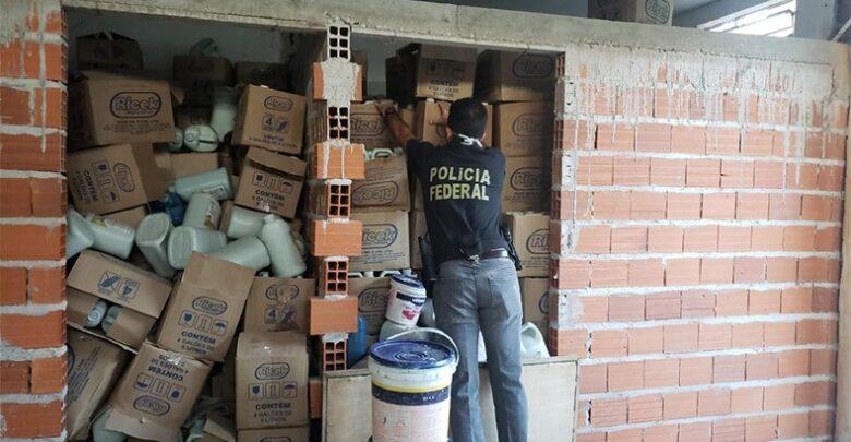 Operação da PF cumpre mandados por desvios de recursos no combate a Covid-19 na Prefeitura de União 1