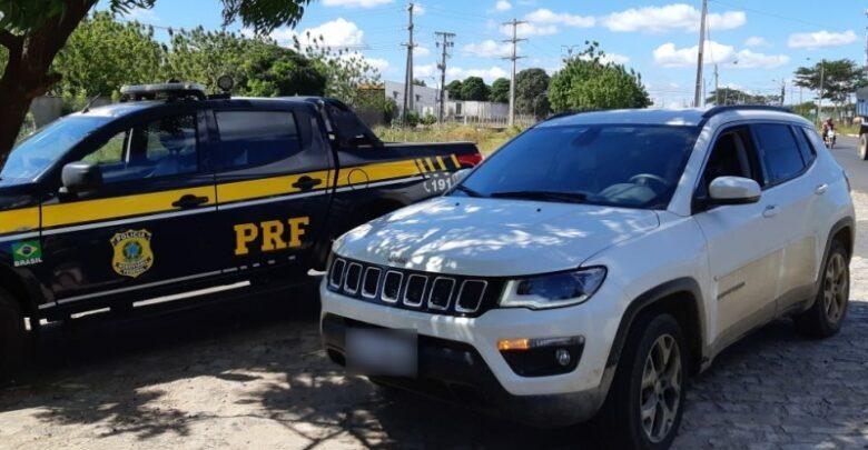 PRF já recuperou mais de R$ 12 milhões em veículos roubados e adulterados no Piauí 1