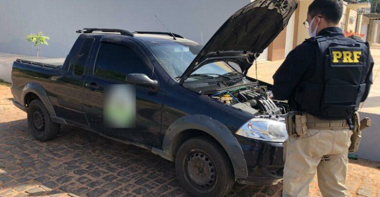 PRF prende pai e filho acusados de receptação de veículos em Picos 1