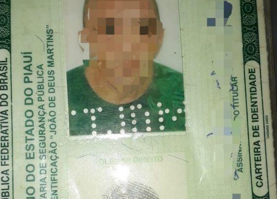 Homem é preso acusado tentar agredir familiares em Santa Cruz do Piauí 1