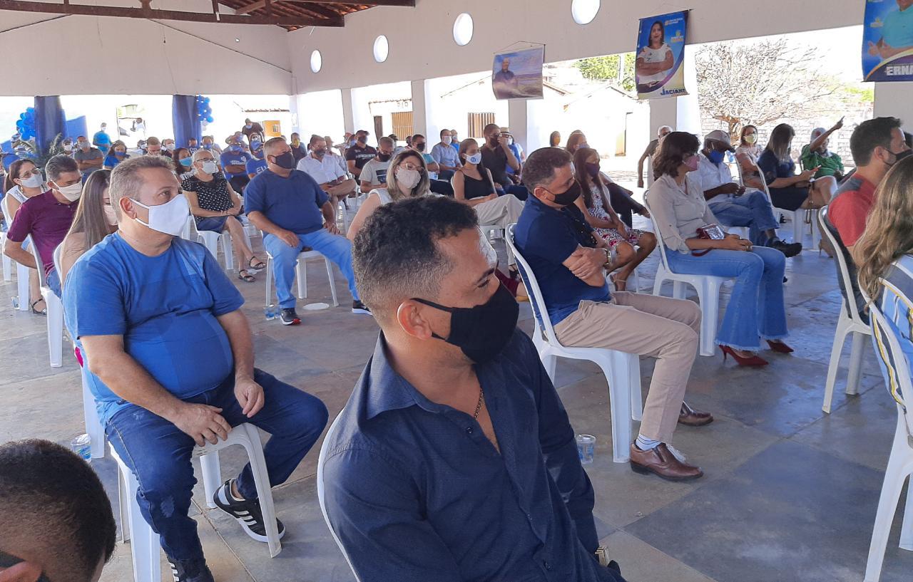 PP realiza convenção e lança Edgar Castelo Branco e Mundô em Santa Rosa-PI 2