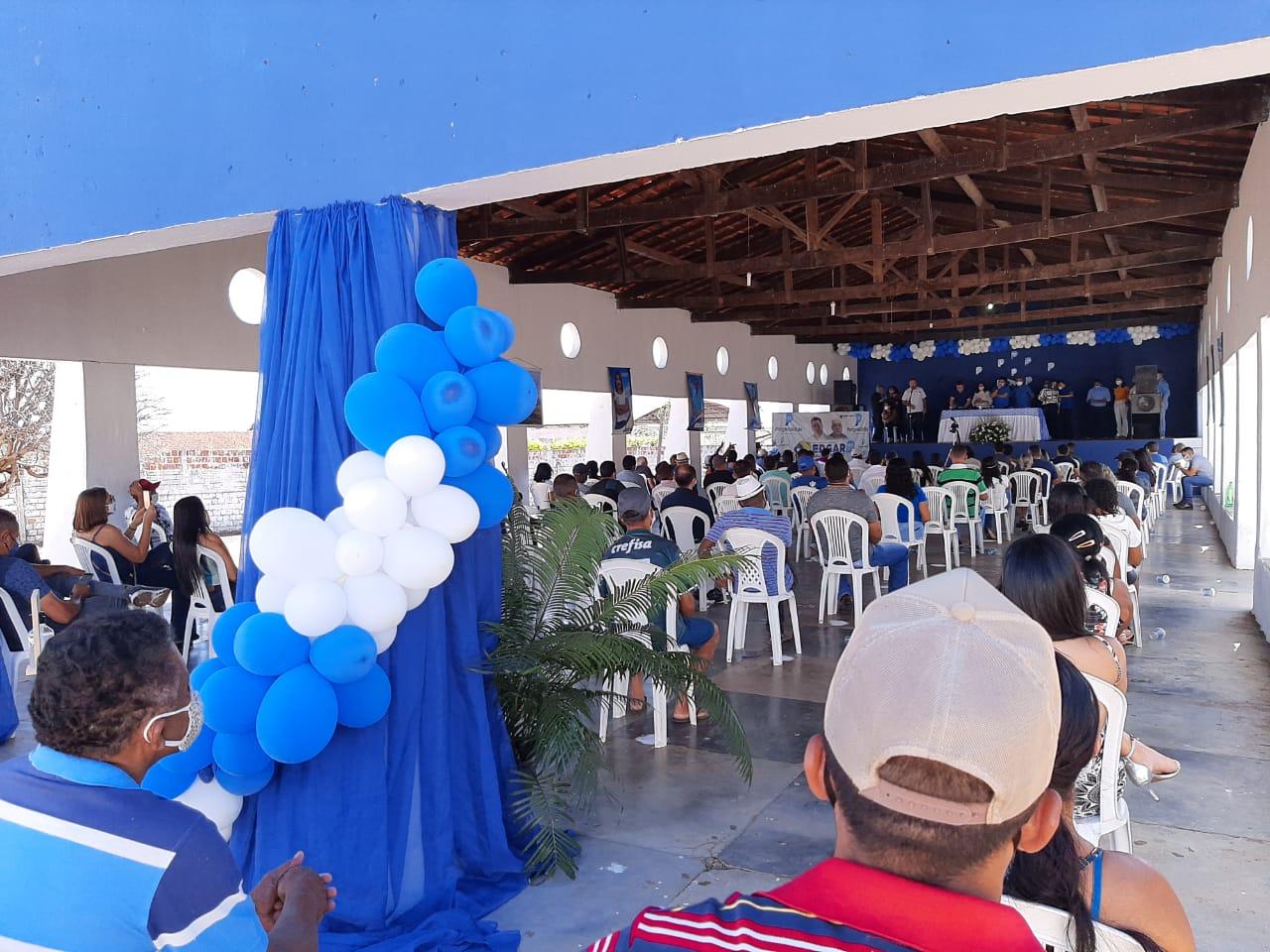 PP realiza convenção e lança Edgar Castelo Branco e Mundô em Santa Rosa-PI 3