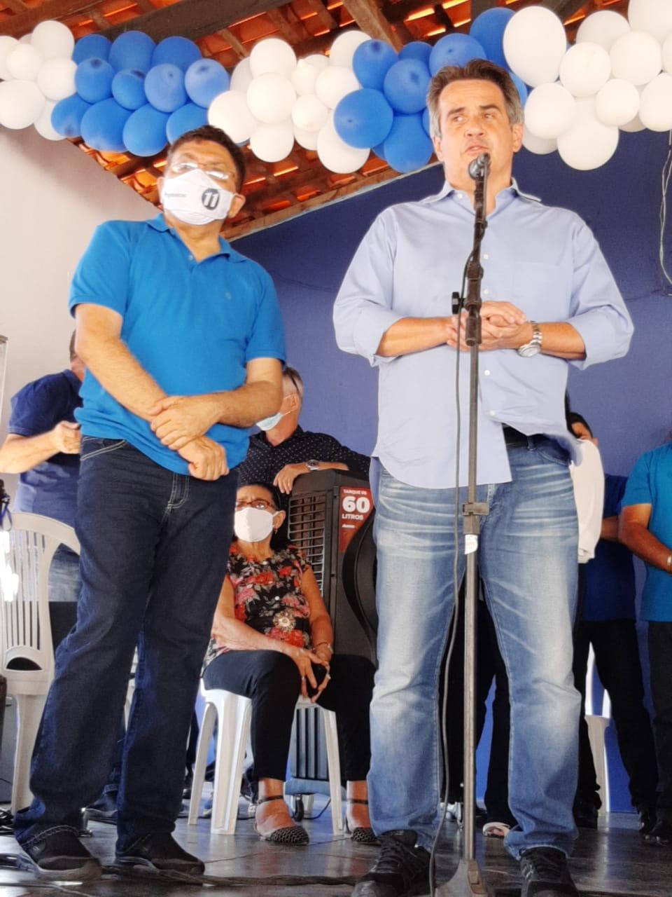 PP realiza convenção e lança Edgar Castelo Branco e Mundô em Santa Rosa-PI 5