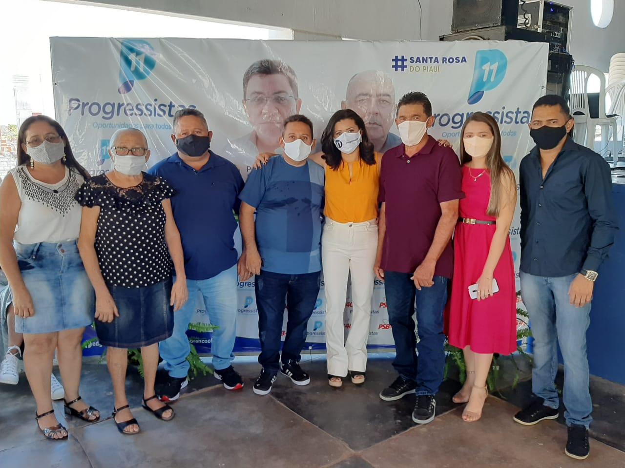 PP realiza convenção e lança Edgar Castelo Branco e Mundô em Santa Rosa-PI 6