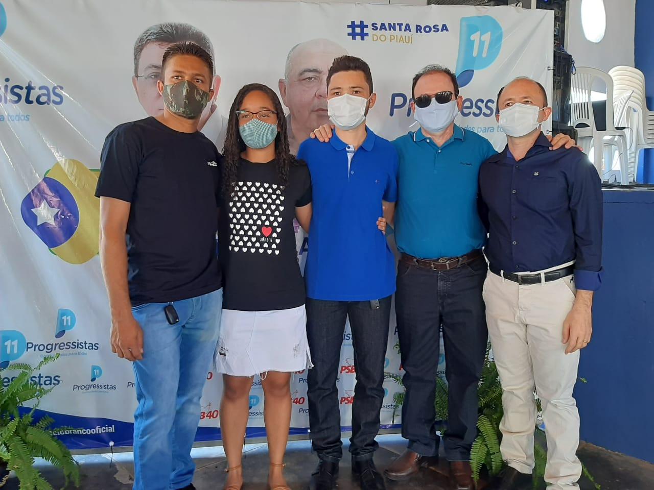 PP realiza convenção e lança Edgar Castelo Branco e Mundô em Santa Rosa-PI 9