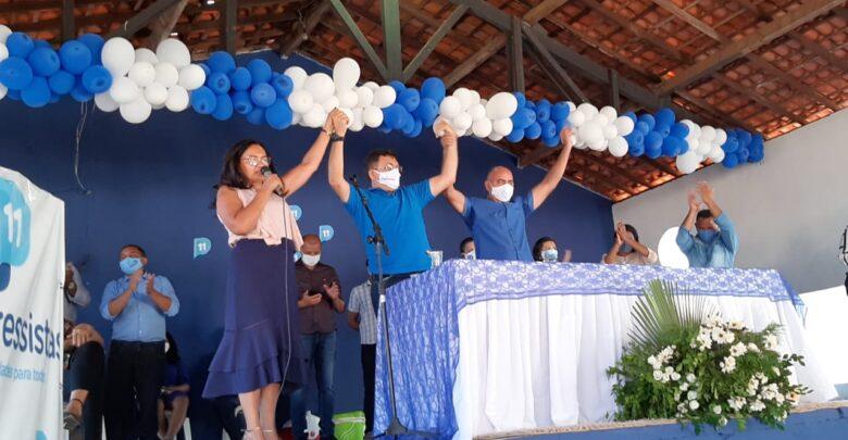 PP realiza convenção e lança Edgar Castelo Branco e Mundô em Santa Rosa-PI 1