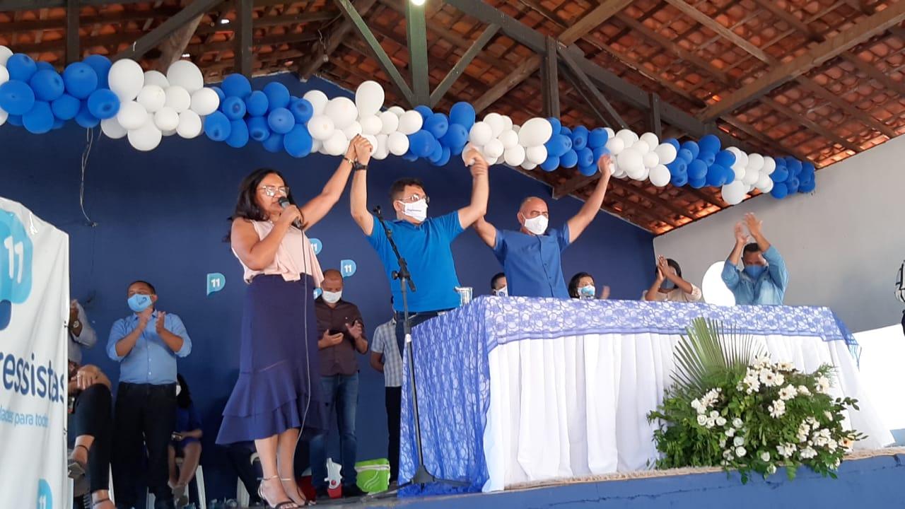 PP realiza convenção e lança Edgar Castelo Branco e Mundô em Santa Rosa-PI 11