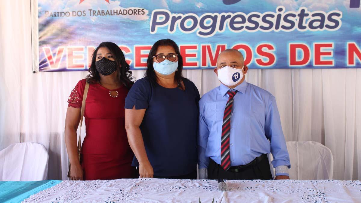 Tiel e Luizinho são homologados como candidatos a prefeito e vice em convenção em Tanque do Piauí 3