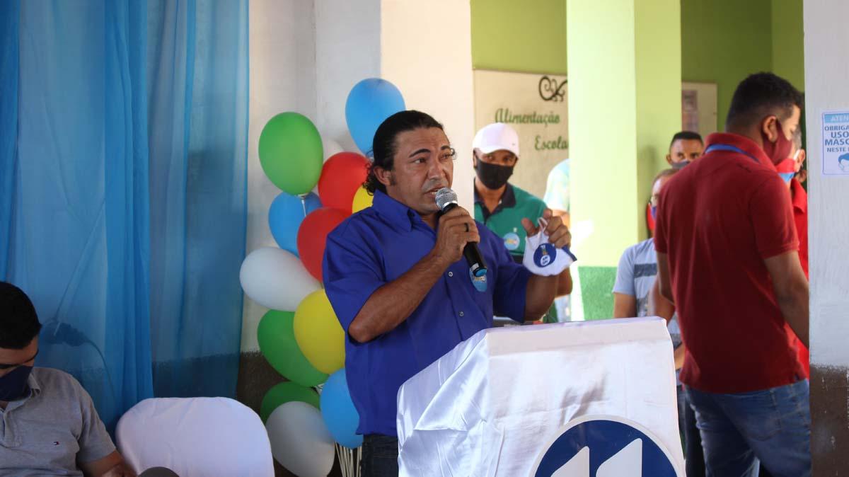 Tiel e Luizinho são homologados como candidatos a prefeito e vice em convenção em Tanque do Piauí 15