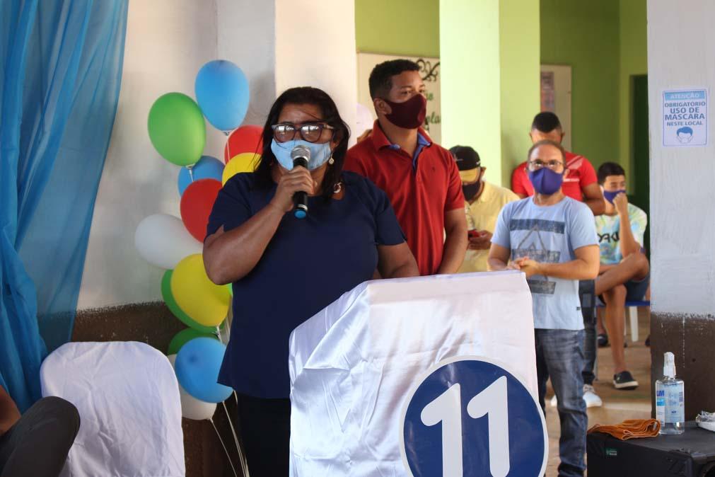 Tiel e Luizinho são homologados como candidatos a prefeito e vice em convenção em Tanque do Piauí 16
