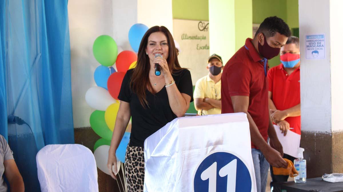 Tiel e Luizinho são homologados como candidatos a prefeito e vice em convenção em Tanque do Piauí 18