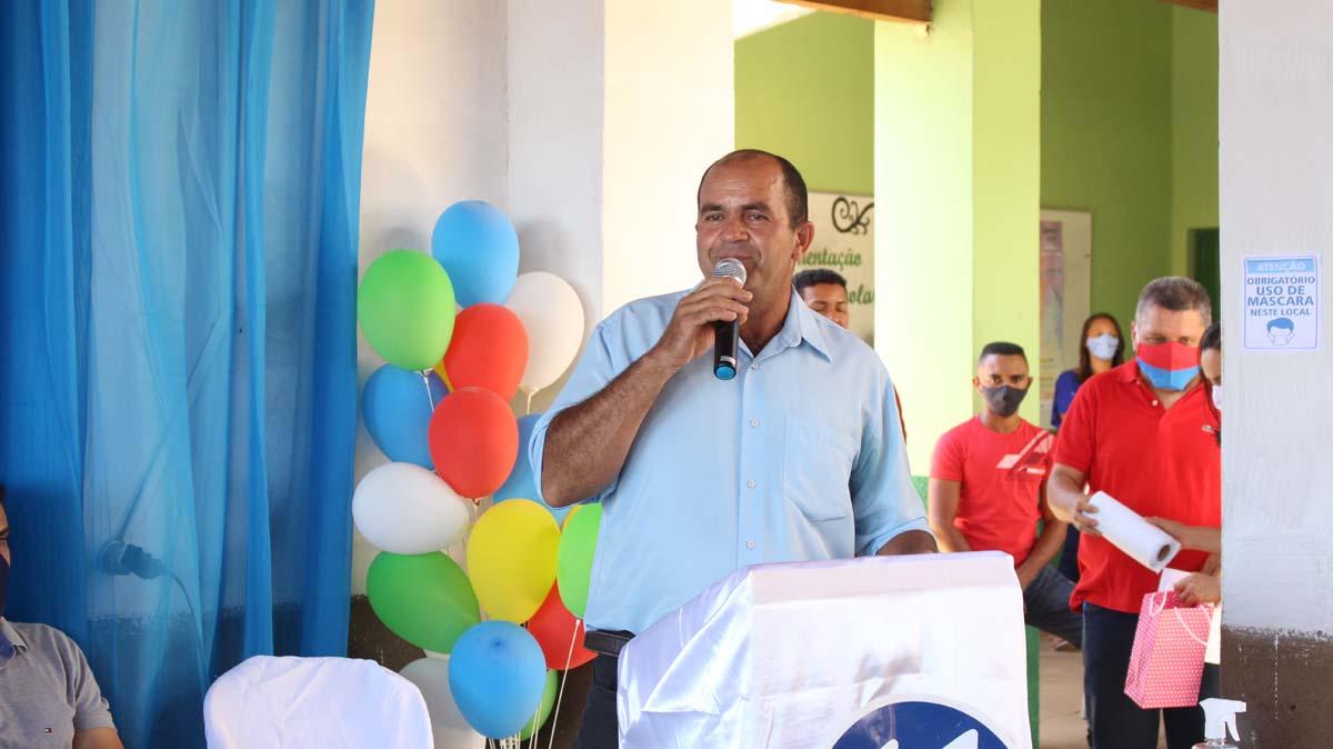 Tiel e Luizinho são homologados como candidatos a prefeito e vice em convenção em Tanque do Piauí 19