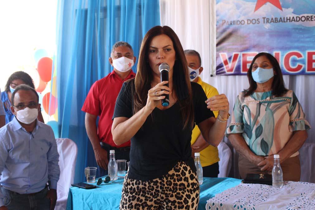 Tiel e Luizinho são homologados como candidatos a prefeito e vice em convenção em Tanque do Piauí 22