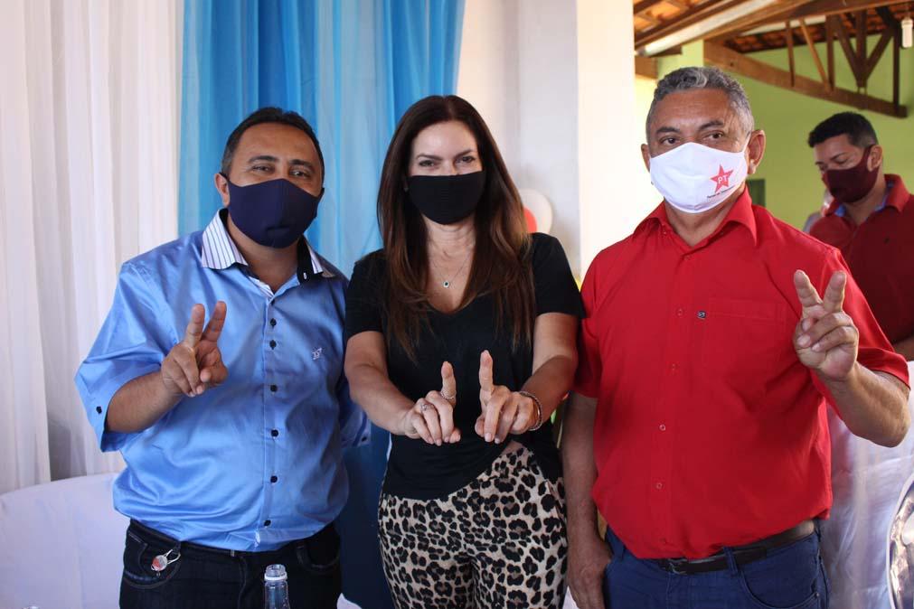 Tiel e Luizinho são homologados como candidatos a prefeito e vice em convenção em Tanque do Piauí 23