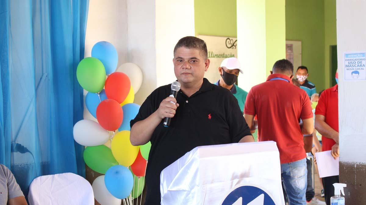 Tiel e Luizinho são homologados como candidatos a prefeito e vice em convenção em Tanque do Piauí 24