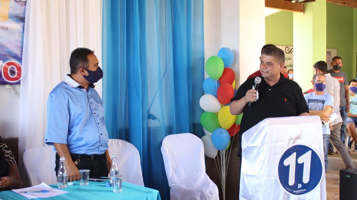 Tiel e Luizinho são homologados como candidatos a prefeito e vice em convenção em Tanque do Piauí 25