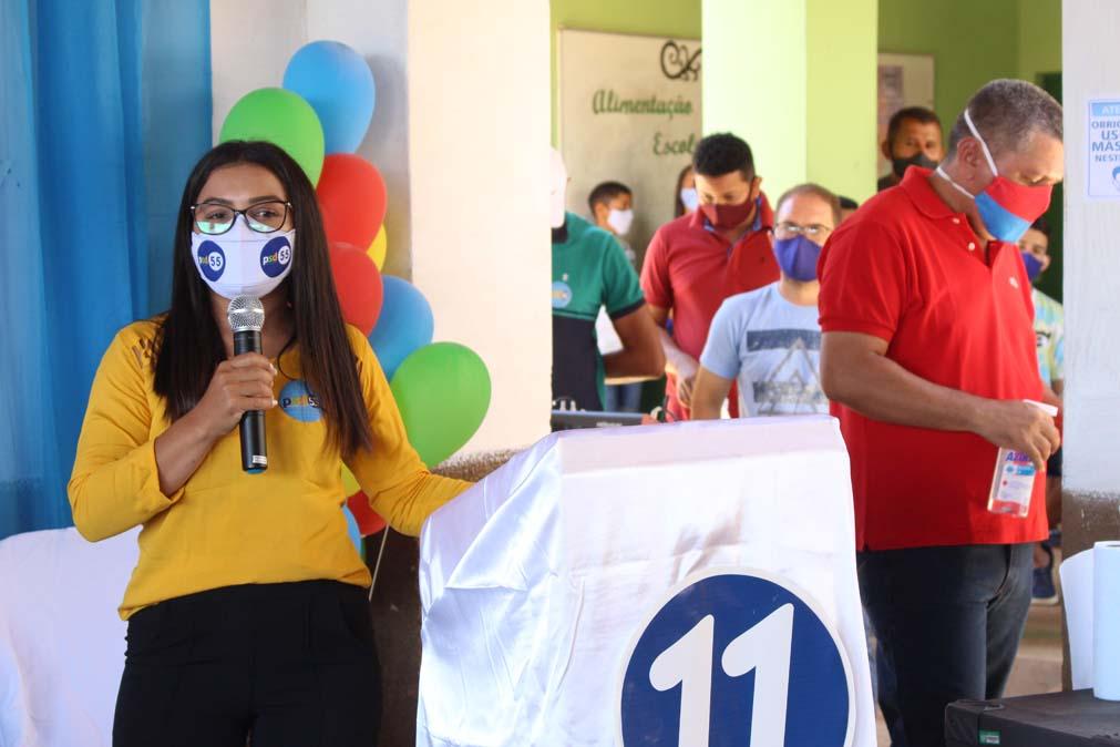 Tiel e Luizinho são homologados como candidatos a prefeito e vice em convenção em Tanque do Piauí 26