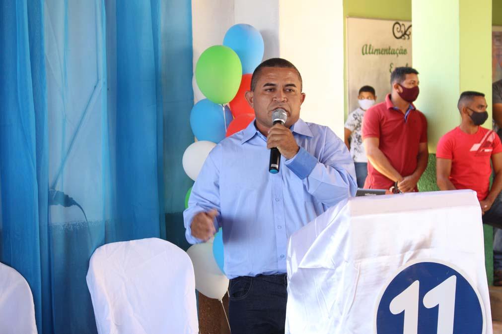 Tiel e Luizinho são homologados como candidatos a prefeito e vice em convenção em Tanque do Piauí 27