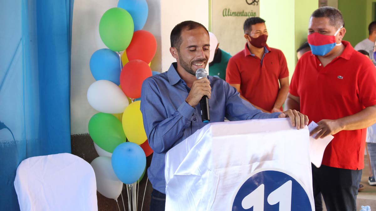 Tiel e Luizinho são homologados como candidatos a prefeito e vice em convenção em Tanque do Piauí 30