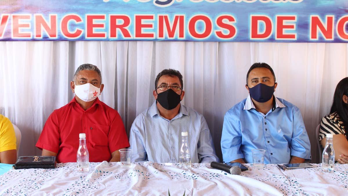 Tiel e Luizinho são homologados como candidatos a prefeito e vice em convenção em Tanque do Piauí 34