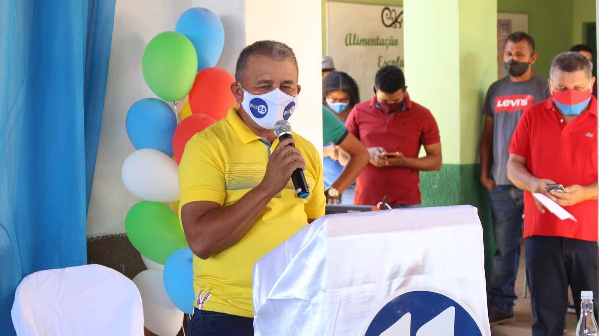 Tiel e Luizinho são homologados como candidatos a prefeito e vice em convenção em Tanque do Piauí 35