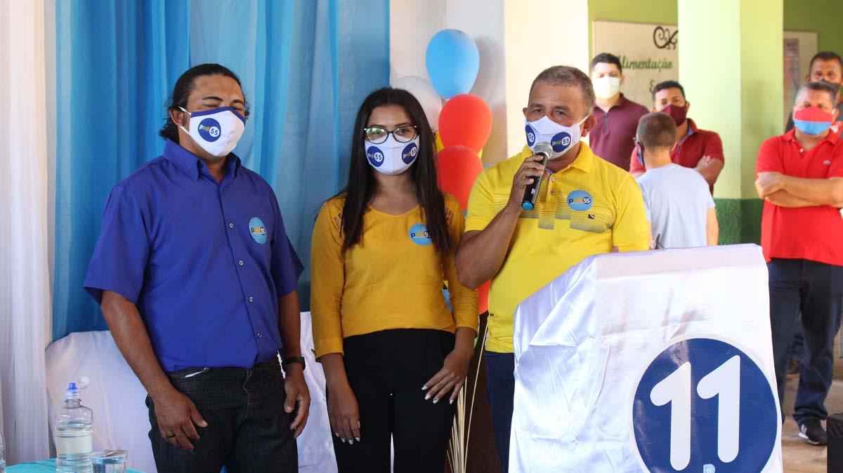 Tiel e Luizinho são homologados como candidatos a prefeito e vice em convenção em Tanque do Piauí 36