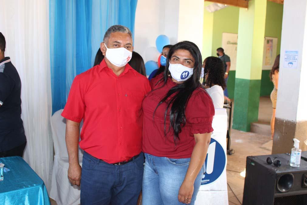Tiel e Luizinho são homologados como candidatos a prefeito e vice em convenção em Tanque do Piauí 41