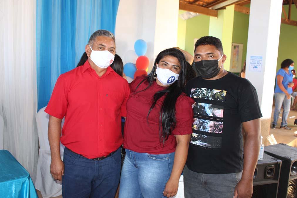 Tiel e Luizinho são homologados como candidatos a prefeito e vice em convenção em Tanque do Piauí 42