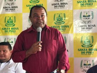 Ministério Público abre processo contra prefeito de Santa Rosa pelo uso de máquinas e mão-de-obra da prefeitura em troca de votos 2