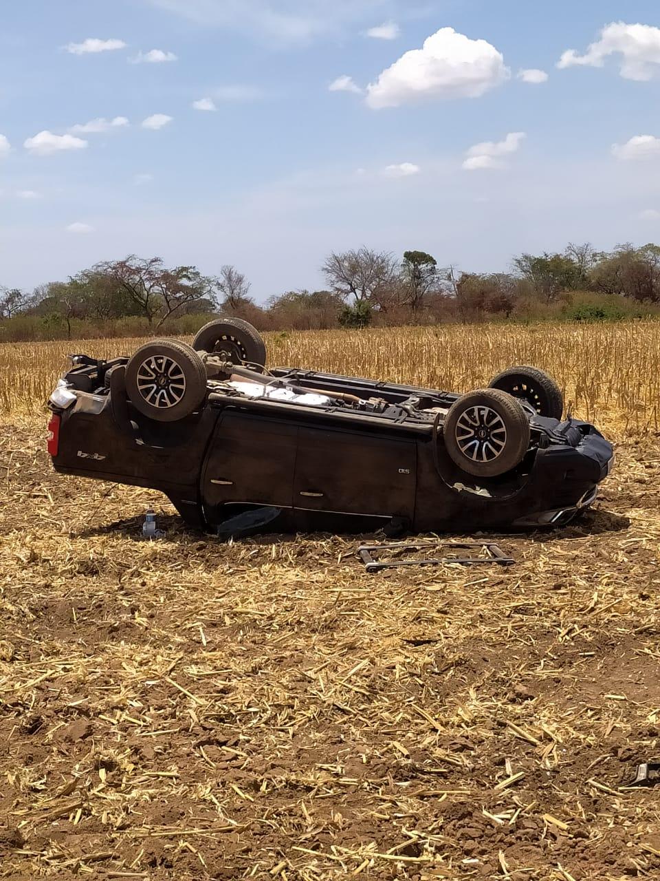 Diretor do Hospital Regional de Oeiras sofre acidente automobilístico na PI 236 próximo a Regeneração 4