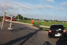Piauí registra queda no número de acidentes automobilísticos envolvendo postes de energia 11