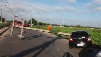 Piauí registra queda no número de acidentes automobilísticos envolvendo postes de energia 5