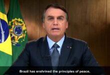 Bolsonaro se exime de erros na gestão da pandemia e choca ao culpar índios por incêndios 23