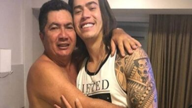 """""""A gente não perde, se livra"""", afirma pai de Whindersson Nunes 5"""