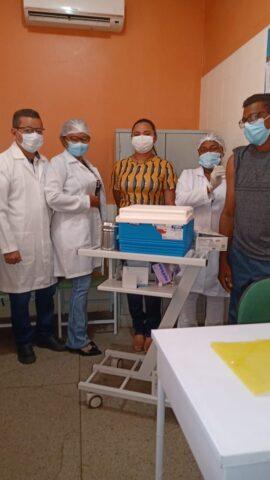 HRDC e UPA promovem campanha de Vacinação contra o sarampo, caxumba e rubéola 3