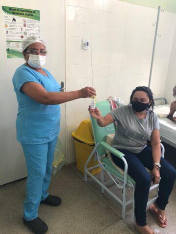 HRDC e UPA promovem campanha de Vacinação contra o sarampo, caxumba e rubéola 4