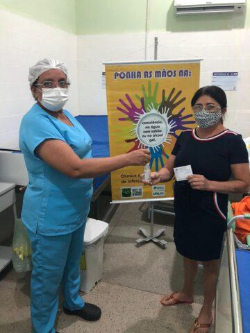 HRDC e UPA promovem campanha de Vacinação contra o sarampo, caxumba e rubéola 5