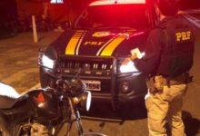 PRF flagra condutor utilizando carteira de habilitação falsa em Alegrete do Piauí 17
