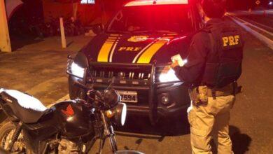PRF flagra condutor utilizando carteira de habilitação falsa em Alegrete do Piauí 3