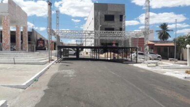 Justiça proíbe convenção em São Raimundo Nonato após 'megaestrutura' ser montada em praça 5