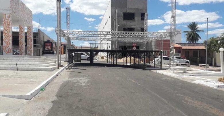 Justiça proíbe convenção em São Raimundo Nonato após 'megaestrutura' ser montada em praça 1