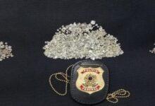 PF cumpre mandado no Piauí em operação contra exploração ilegal de diamantes 7